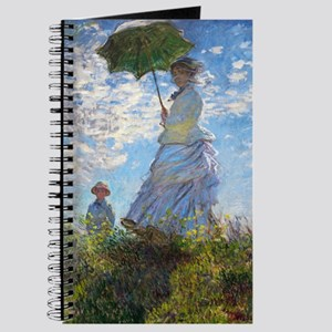 Woman with a Parasol Journal