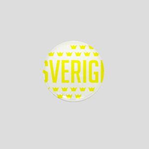 Sveriges kronor Mini Button