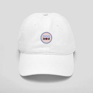 Dog Mom - blue Baseball Cap