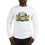 Humbrews logo illustration Long Sleeve T-Shirt
