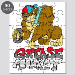 Grease monkey Pride Puzzle