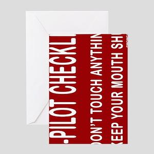 CoPilotJournal Greeting Card