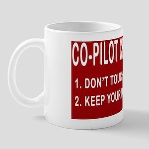 CoPilotRectsticker Mug