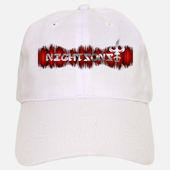 FUTURETENSE.1 Nightsons Logo Baseball Baseball Cap