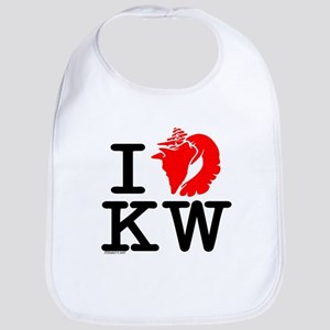 I Love Key West! Bib
