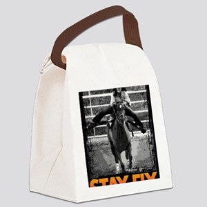 Baby Flo Canvas Lunch Bag