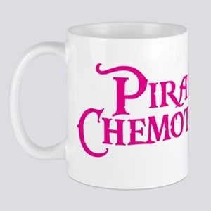 PirateLogoPink Mug