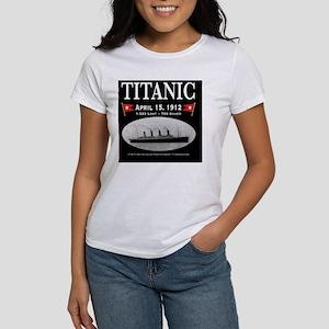 TG214x14BlackWideBorders Women's T-Shirt