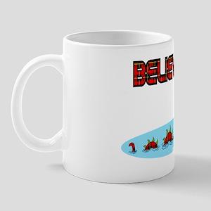 Nessie red Mug