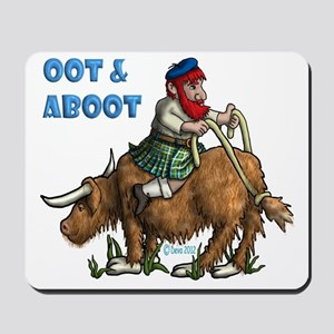 Oot and Aboot Mousepad