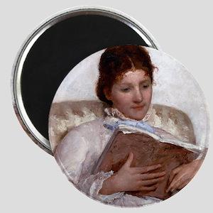 Mary Cassatt Magnet