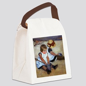 Mary Cassatt Canvas Lunch Bag