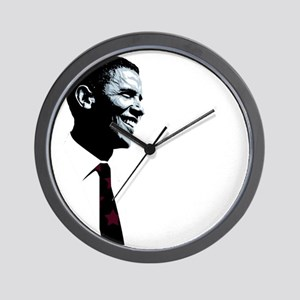 Vote for Barack Obama - Four more for 4 Wall Clock