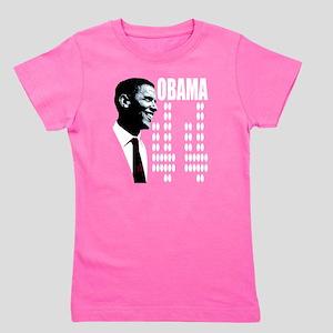 Vote for Barack Obama - Four more for 4 Girl's Tee