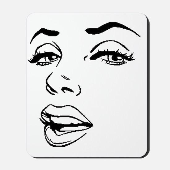 Marilyn Mousepad