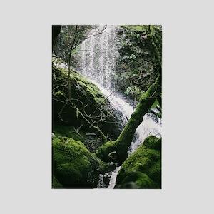 Cataract Falls - Mt Tamalpais - M Rectangle Magnet