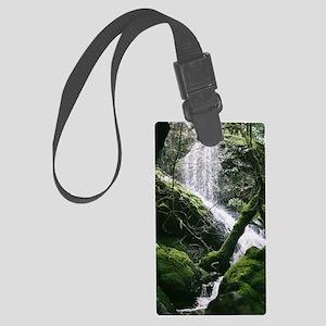 Cataract Falls - Mt Tamalpais -  Large Luggage Tag