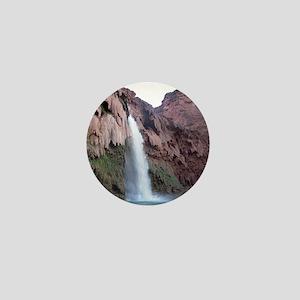 Havasu Falls - Havasupai Reservation - Mini Button