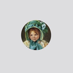 Mary Cassatt Sara Mini Button