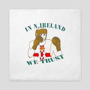 In N.Ireland boxing we trust Queen Duvet