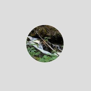 Lower Brandy Creek Falls - Whiskeytown Mini Button