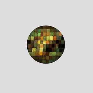 Paul Klee Ancient Sounds Mini Button