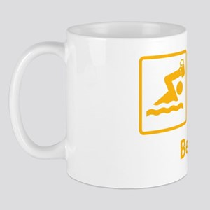 TriathleteBeerAthlon1D Mug