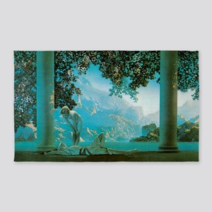 Maxfield Parrish Daybreak 3'x5' Area Rug