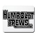 Humbrews Logo Block Mousepad