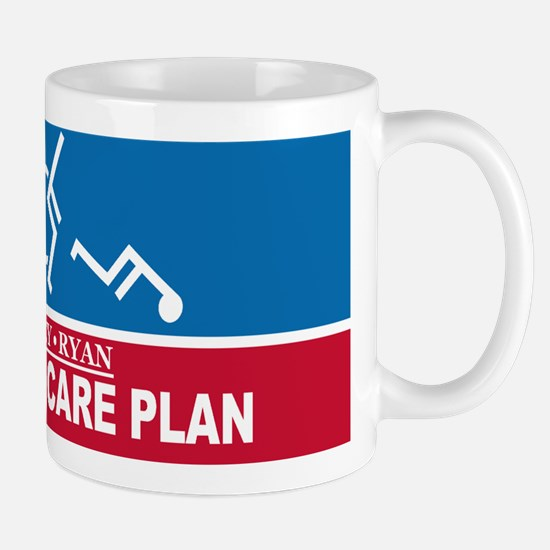 Romney Medicare Plan Mug