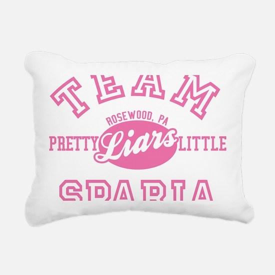 Pretty Little Liars Team Rectangular Canvas Pillow