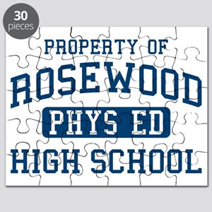 Property Of Rosewood High Pretty Little Lia Puzzle