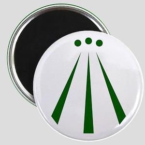 Awen Green Magnet