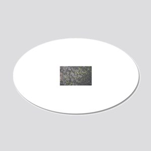 pumiliken4 20x12 Oval Wall Decal