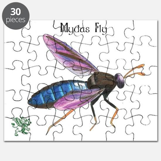 Mydas Fly Puzzle