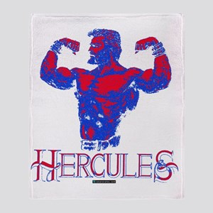 Hercules Throw Blanket