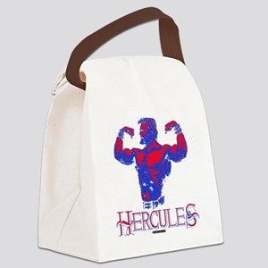 Hercules Canvas Lunch Bag