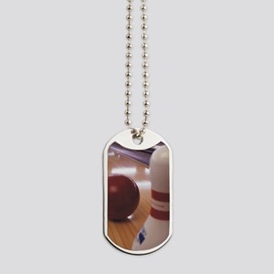 Bowling Alley Dog Tags