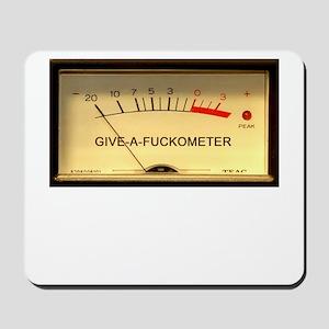 VUMeterDark Mousepad