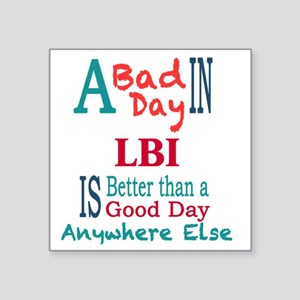 "LBI Square Sticker 3"" x 3"""
