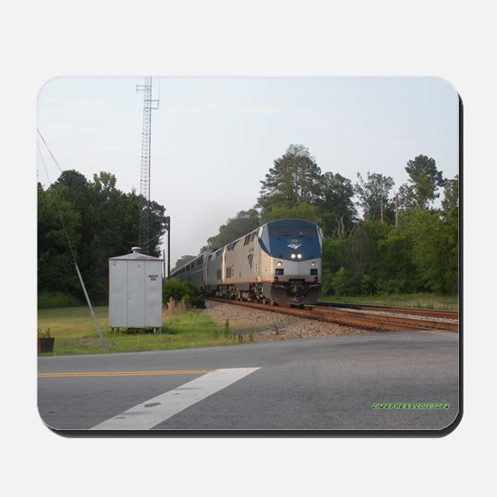 Jan Train1 Mousepad