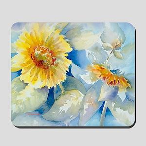 Sunflowers SQ Mousepad