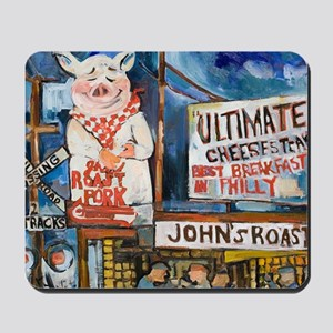 Philadelphia Johns Roast Pork Mousepad