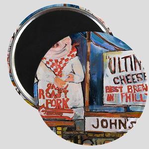Philadelphia Johns Roast Pork Magnet