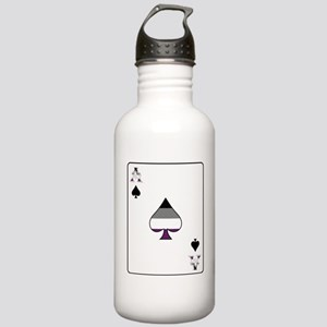 Ace of Spades Stainless Water Bottle 1.0L