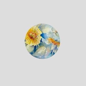 Sunflowers SQ2 Mini Button