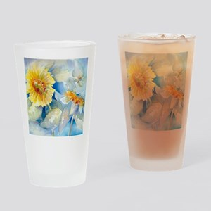 Sunflowers SQ2 Drinking Glass