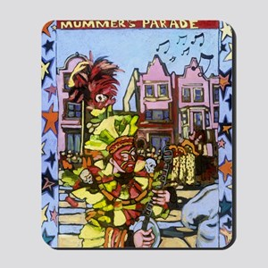Philadelphia Mummers Parade Mousepad
