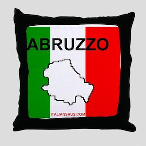 Abruzzo Mouse Pad Throw Pillow