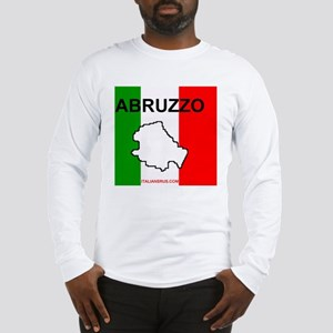 Abruzzo Mouse Pad Long Sleeve T-Shirt